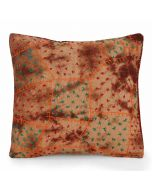 Multicolored Embroidered Cotton Cushion Cover | Decorative Cushion Covers | set of 4